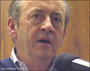 Poet Billy Collins - reading at a tribute to James Wright at Hunter College in the Spring of 2005.