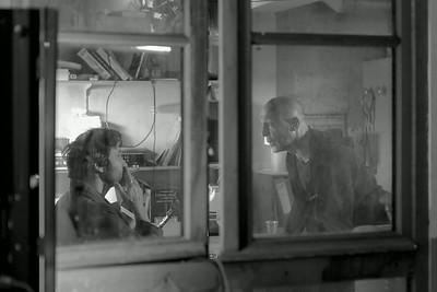 """""""Voix de Garage"""" Réalisé par Marc Gibaja et Mathilde Mélèse  © Light eX Machina, 2014. Tous droits réservés."""