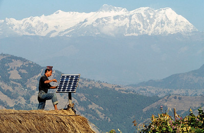 Solar Power for the Roof of the World