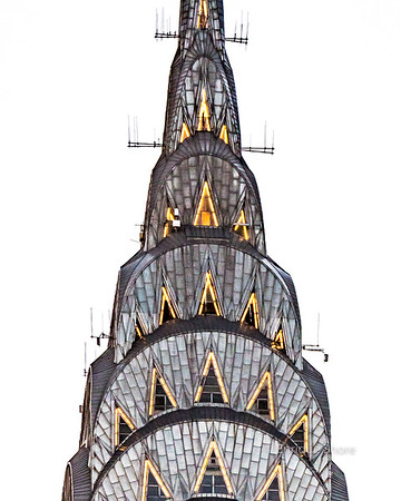 Chrysler Building (Art Déco, 1928)