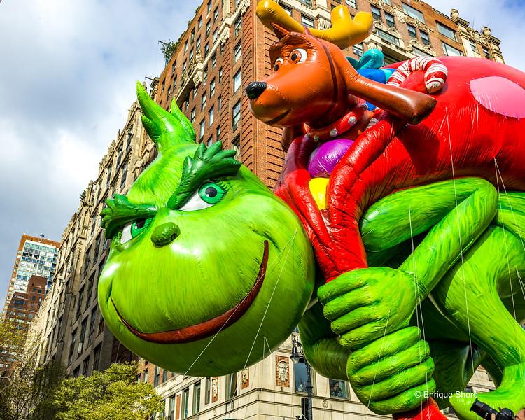 Thanksgiving Parade, New York, USA