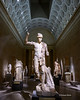 Greek sculptures at the Metropolitan Museum of Art, New York, USA