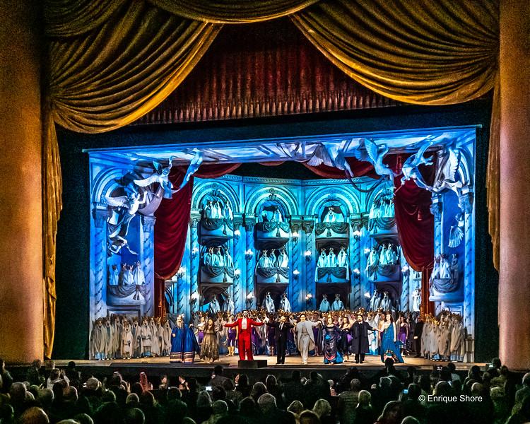 Mefistofele at The Metropolitan Opera