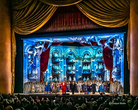 Mefistofele at The Metropolitan Opera
