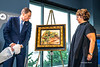 Renoir painting stolen from the Nazis repatriation ceremony in New York