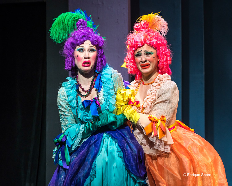 La Cenerentola opera for kids in New York city