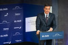 Spanish Prime Minister Pedro Sanchez  speaks at El Pais forum in NYC