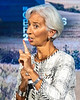 IMF Managing Director Lagarde speaks in New York