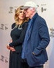 Richard Gere and his wife Alejandra Silva at Tribeca Film Festival, New York, USA