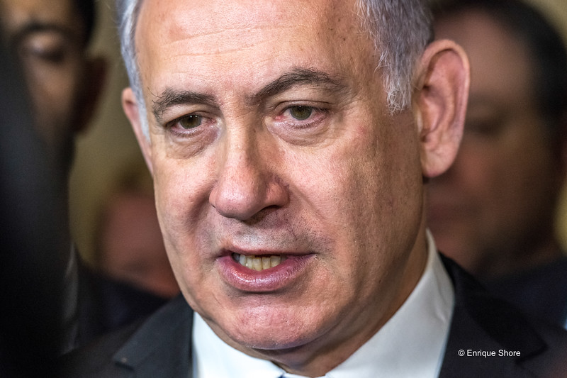 Israel PM Netanyahu  at the United Nations