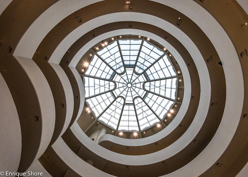 Guggenheim Museum NY