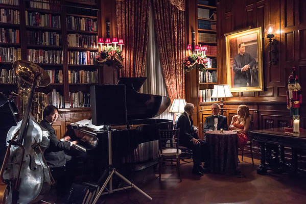 Private party at Lotos Club, New York