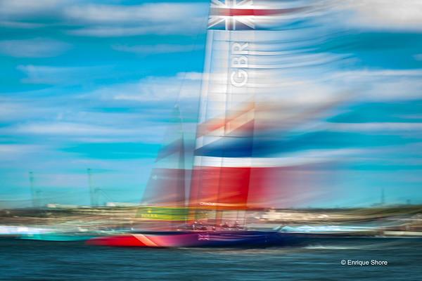 SailGP, New York, USA