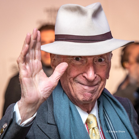 "Journalist Gay Talese attends ""The Fourth Estate"" world premiere"
