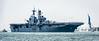 USS Bataan arrives in New York for the 2016 Fleet Week