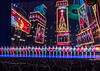 "Radio City Rockettes perform during their ""Christmas Spectacular"" show"