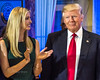 Trump applauded by daughter Ivanka