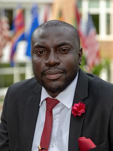 Steven Kamati Mungongi