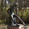 Young Girl, Leo Mol Sculpture Garden