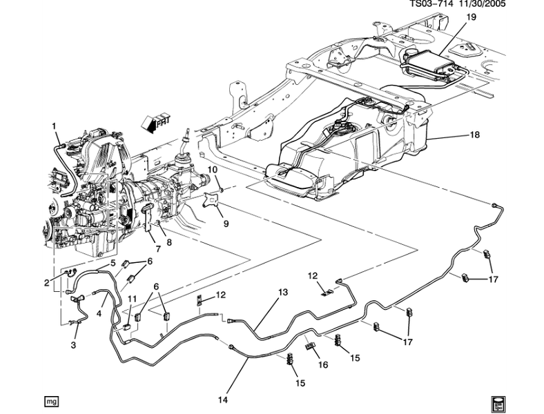 31 2006 Chevy Colorado Parts Diagram