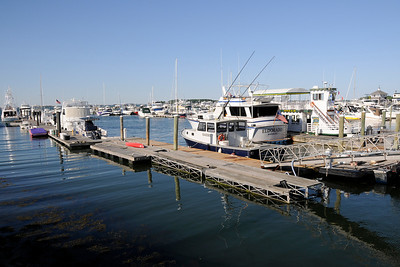 The marina where we boarded our boat.