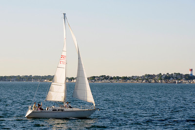 Sailing has to be one of life's greatest pleasures.  So many were doing it.