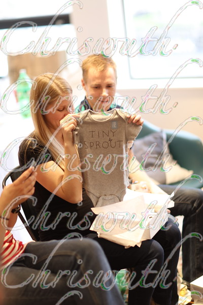 Baby Shower for Casey & Kevin