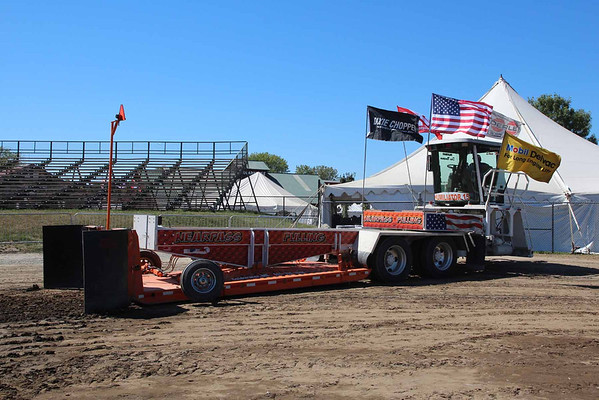 NTPA Truck and Tractor Pull at Champlain Valley Expo (Essex Junction, VT) 2012