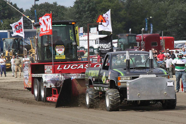NTPA Truck and Tractor Pull at Champlain Valley Expo (Essex Junction, VT) 2010