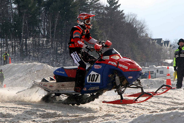 Rock Maple Snocross Racing at Champlain Valley Expo (Essex Junction, VT) 2008