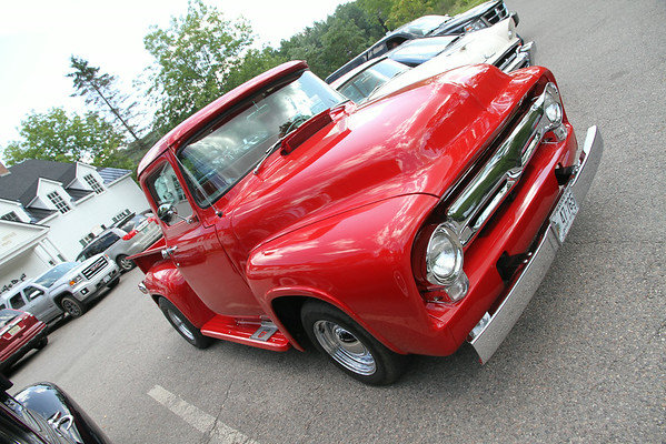 Stowe Antique and Classic Car Show 2014