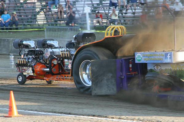 VTPA/NYTPA Tractor Pull 8.24.2014