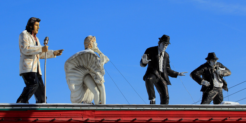 Yes, they have been on a rooftop of an eatery in Kingston NY Broadway Joe's what seems like forever!