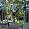 George Clinton, Henry Hudson, Peter Stuyvesant