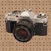 My first SLR camera!