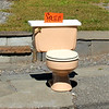 Toilet Bowl.....um.....yea....it's free! From Abeel St. Kingston NY.
