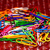 Paper clips...yea bored again
