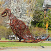 TREX!!! Can be seen in Kingston NY.