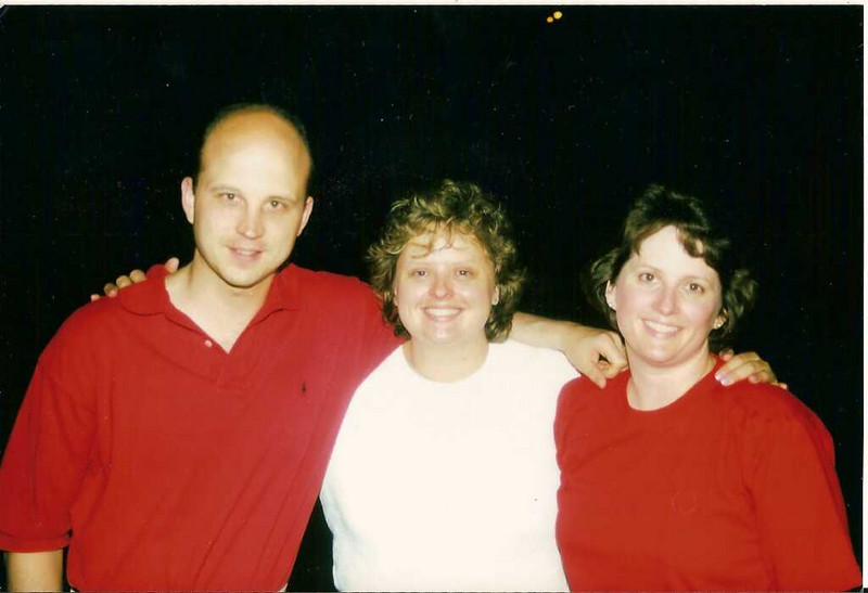 Dan, Julie, and Connie
