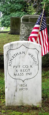 PVT Jonathan Wright