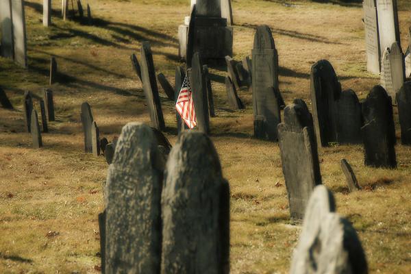 The Olde Burying Ground