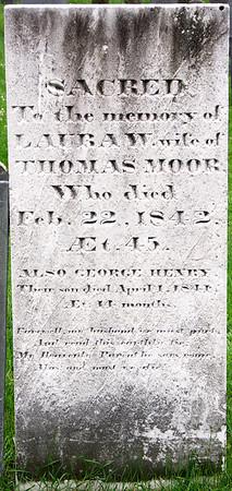 Laura W Moor