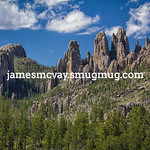 Needles of Custer State Park