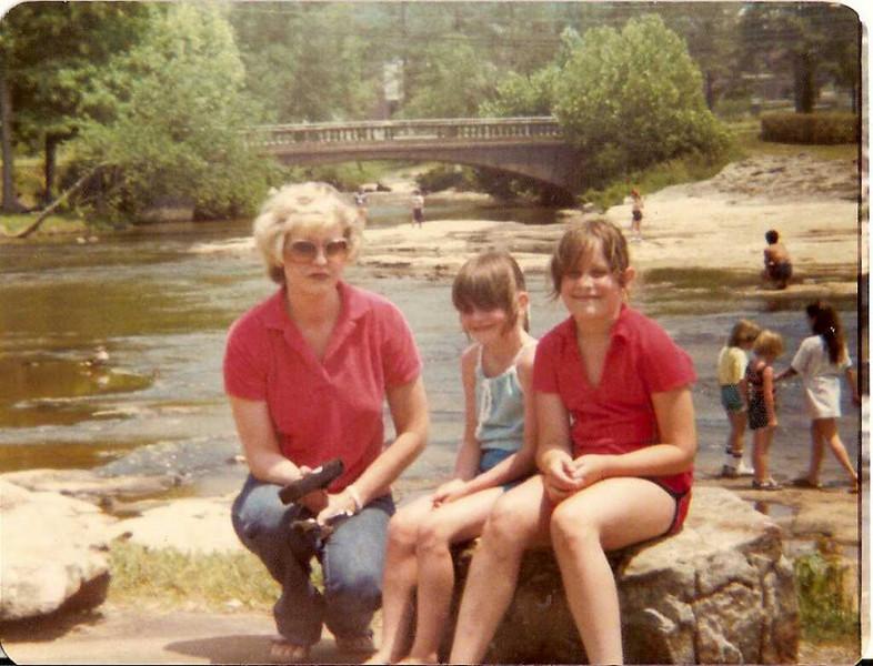 Jane, Kristi, and Kim