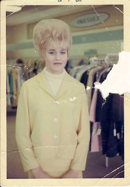 Jane Emery - Jane at work in Fashion Department Store in Atlanta