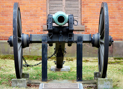 The Memorial Cannon