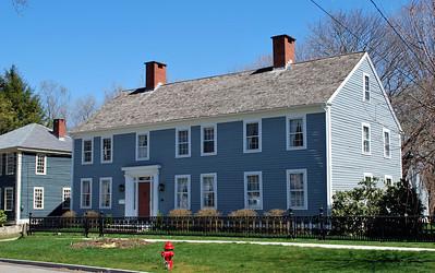 Elm Street home.