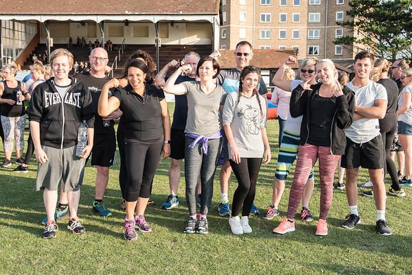 Commando Fitness Challenge Bexhill Polegrove 201700007