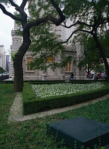 Church & Garden, Chicago, IL