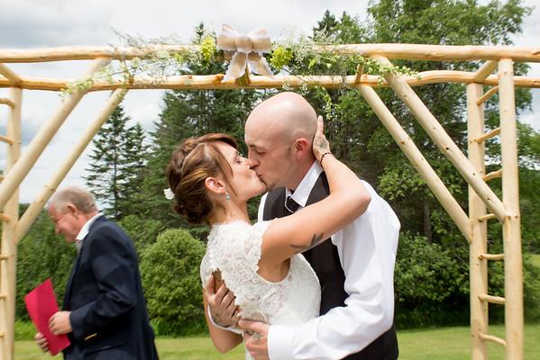 Congratulations, Mr. & Mrs. Rogers!